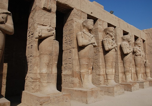 Atrakcje Świątyni Luksorskiej